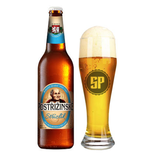 Postřižinské Strízlík (alkoholmentes)