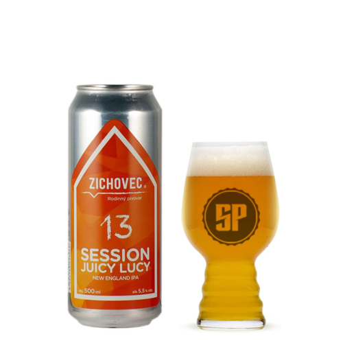 Zichovec Session Juicy Lucy NEIPA 13°